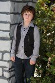 LOS ANGELES - DEC 11:  Nolan Gould arrives at the