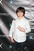 LOS ANGELES - DEC 14:  Zach Callison attends the
