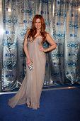 LOS ANGELES - JAN 5: Khloe Kardashian arrives at 2011 People's Choice Awards at Nokia Theater at LA