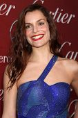 PALM SPRINGS - JAN 8: Micaela Ramazzotti arrives at the Palm Springs International Film Festival 201
