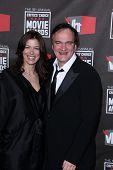 LOS ANGELES - JAN 14: Quentin Tarantino arrives at the 16th Annual Critics' Choice Movie Awards at Hollywood Palladium on January 14, 2011 in Los Angeles, CA