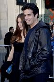 LOS ANGELES - JAN 23:  David Copperfield arrives at the