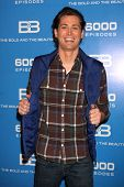 LOS ANGELES - FEB 7:  Zack Conroy at the 6000th Show Celebration at The Bold & The Beautiful at CBS