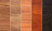 Wooden Texture Set