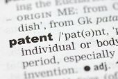 Definition Of Patent