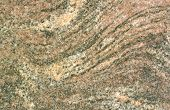 Surface Of A Brown Marble