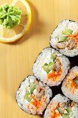 stock photo of masago  - Japanese Cuisine  - JPG