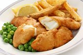 fish and chips, british food
