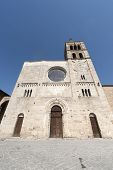 Historic Church In Bevagna