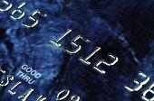 Banking Card In Macro
