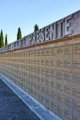 Italian World War I Memorial And Cemetery Of Redipuglia, Italy