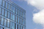 Headquarter In Glass