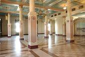 Art Deco Building Interior