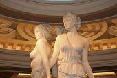 Classical Women Statue