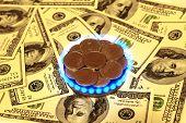 Energy and money.