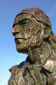 Cabot statue