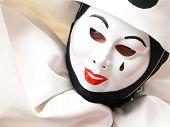 Pierrot Close Up