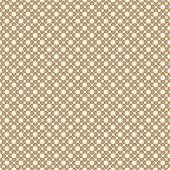 picture of taupe  - Seamless geometric lattice design in white - JPG