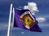 El Paso Texas bandera Usa