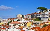 Panorama de Lisboa Portugal