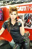 Female Presenter Of The Ducati