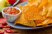 Zesty Cheese Nacho Chips