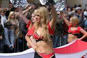 Cheerleader 1