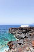 Casa en el fin del mundo, El Hierro, Islas Canarias