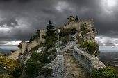 Cesta de Castelo (la Rocca)
