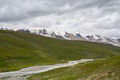 The Anyemaqen Snow Mountain