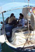 Fishing boats at Fethiye
