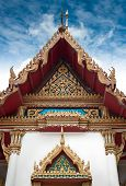 Wat King-keaw, Bangkok, Thailand