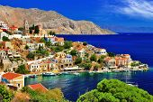 wonderful Greece. Symi island , Dodecanese