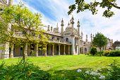 Brighton Pavillion. England