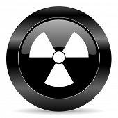 radiation iconbiohazard icon