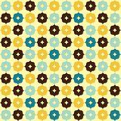 Seamless geometric pattern.