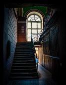 Corridor Of Old House In Odessa, Ukraine