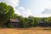 Wooden Buildings, Vietnam