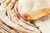 Unleavened Wheat Cake