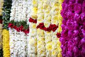 Flower Garlands In India