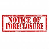 Notice Of Foreclosure-stamp