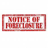 Notice Of Foreclosure-stamp