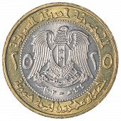 25 Syrian Pound Coin