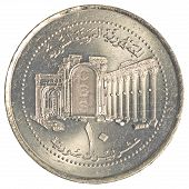 10 Syrian Pound Coin