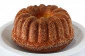 sponge madeira or pound cake