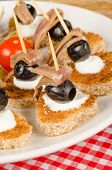 Mediterranean Finger Food