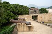 Tung Chung medieval fort