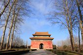 sacred road of Ming Dynasty Tombs