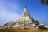 Blue Sky And Chedi