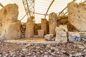 Temple Of Hagar Qim